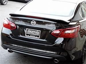 2018 Nissan Altima 2 5 Sr Midnight Edition Stock   470049