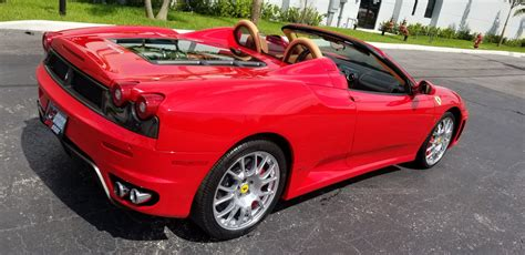 2008 F430 Spider by Used 2008 F430 Spider For Sale 124 900 Marino