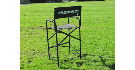 Personalized Directors Chair Canada Director S Chair Impact Canopies Canada