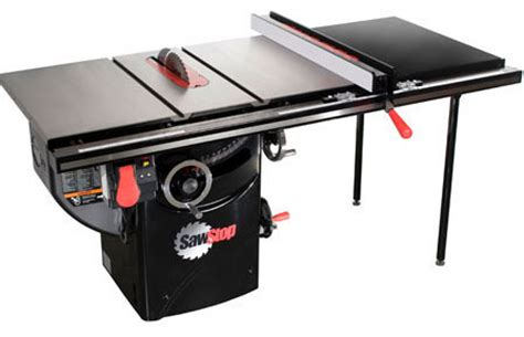 table saw safety stop laminating frames