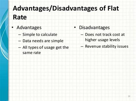 Alternative Rate Design