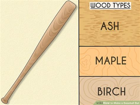 ways    baseball bat wikihow