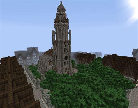 church minecraft project