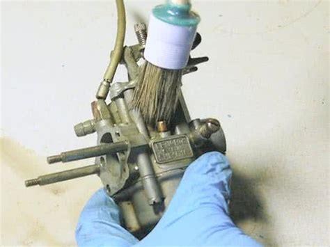 roller vergaser reinigen vergaser reinigen roller aus blech vespa