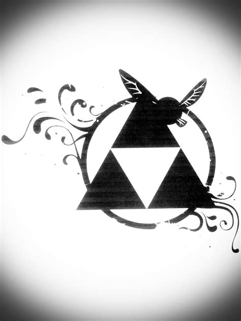 Triforce Tattoo by nemulendil on DeviantArt | Crafts | Tatouage zelda, Tatouages geek, Tatouage