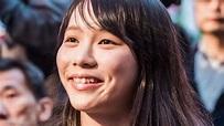 Leading Hong Kong democracy activist Agnes Chow banned ...