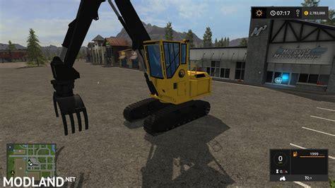 grapple loader   mod farming simulator