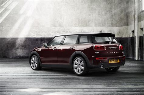 2018 Mini Clubman Makes Its Debut Gets First 8spd Auto