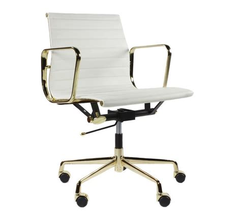 white office desk chair office furniture