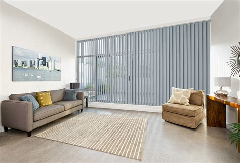 VERTICAL BLINDS - Budget Blinds and Shutters