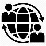 Icon Global Business Partner International Partnering Icons