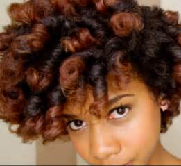 Natural Hairstyles for Black Hair