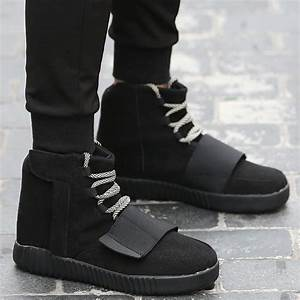 2017 Fashion spring Tactical kanye Boots unisex Shoes ...
