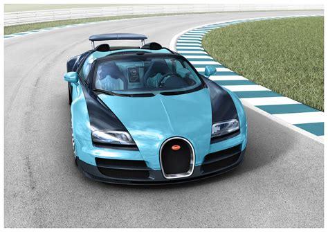 Bugatti To Debut Special Grand Sport Vitesse 'legend Jean