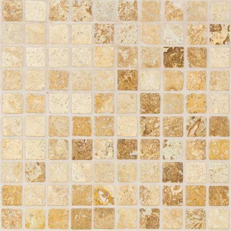salle de bain mosaique beige mosa 239 que travertin mix noisette beige indoor by