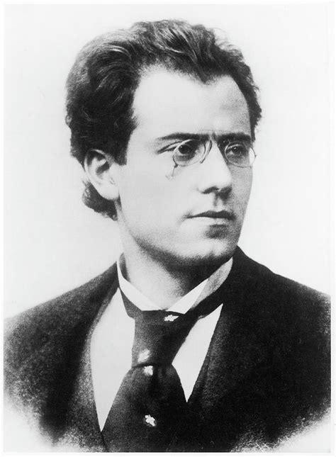 Gustav Mahler Austrian Musician Photograph by Mary Evans ...