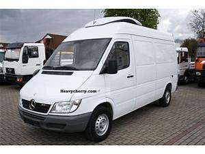 Mercedes Sprinter 313 Cdi : mercedes benz sprinter 313 cdi van with high roof cooling 2006 refrigerator box truck photo and ~ Gottalentnigeria.com Avis de Voitures