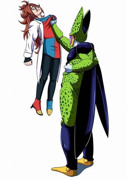 Cell Android Perfect Dragon Ball Androide Akira