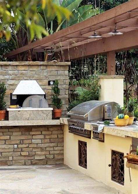 52 best images about outdoor kitchen designs on