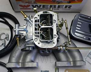 Volvo B18 B20 Weber Conversion W  Manifold  U0026 Genuine