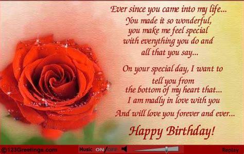 birthday wishes  wife  husband birthday love