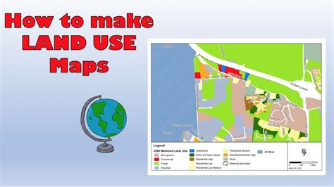How To Create A Land Use Survey On Google Maps  Course Work Tips (gcse, A Level And Ib) Youtube