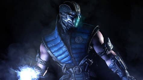Mortal Kombat Every Sub Zero Fatality Ever Youtube