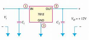Ic Voltage Regulator  U2013 Electronics Post