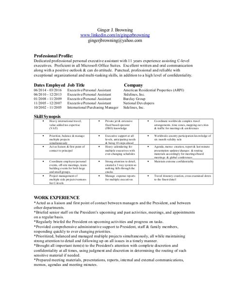 Ea Resume by Resume Ea Functional