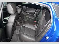 FivePassenger 2016 Chevrolet Volt Boasts 50Mile Electric