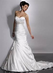 108 best fit flare wedding dress images on pinterest With wedding dress ruching