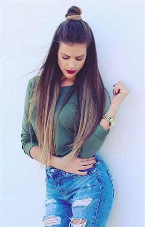 party hairstyles  straight hair hairstyles