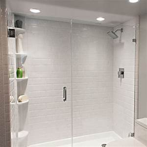 Tub To Shower Conversion TightSeal Exteriors Baths