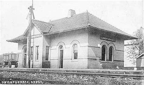 hocking county ohio railroad stations