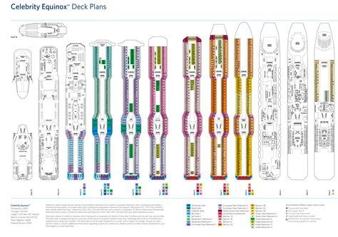 Equinox Deck Plans Photos by Equinox