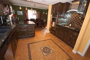 20 best kitchen tile floor ideas for your home With top 4 best kitchen flooring options