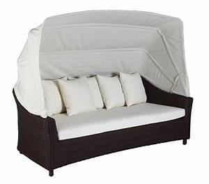 Lounge Sofa Mit Dach : gartenlounge rattan mit dach ~ Bigdaddyawards.com Haus und Dekorationen
