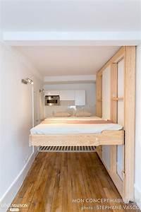 25+ best ideas about Lit Escamotable Plafond on Pinterest Lits escamotables, Plans de lit