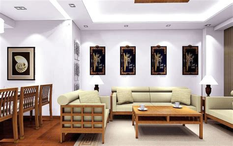 minimalist ceiling design ideas  living room  small space