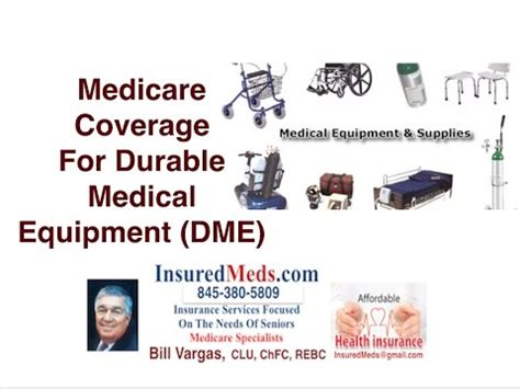 Medicare Durable Medical Equipment - YouTube