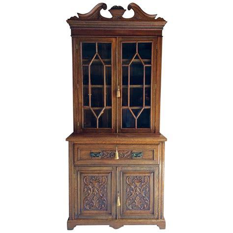 bureau secretaire antique antique bookcase secretaire writing bureau edwardian solid