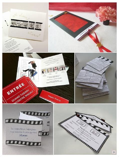 idee deco theme cinema deco mariage theme cinema idees