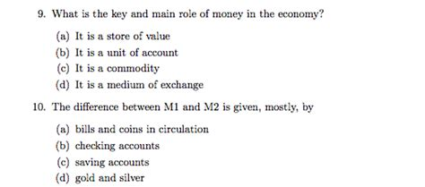 solved    key  main role  money   econ