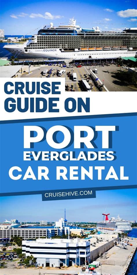 Car Hire Everglades by Cruise Guide On Everglades Car Rental