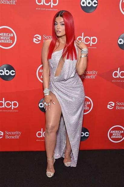 Bebe Rexha Awards American Angeles Los Attends