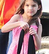 Katie Holmes Enrolls Suri Cruise at Convent of Sacred ...