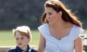 Kate Middleton and Prince George enjoy after school ...