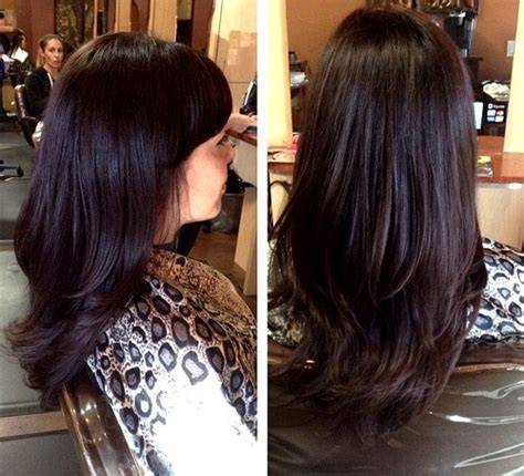 Espresso Brown Hair Color by 50 Chocolate Brown Hair Color Ideas For Brunettes
