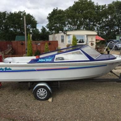Sports Fishing Boat For Sale Uk 17ft fishing sports boat for sale for 163 100 in uk boats