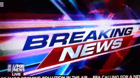 Crazy Fox News Alert Youtube